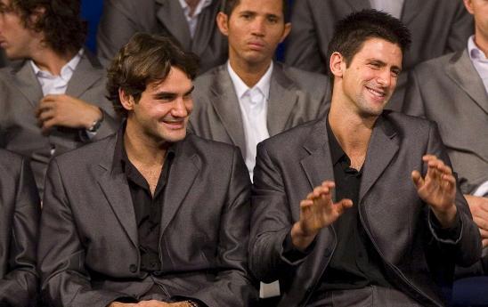 Federer sex